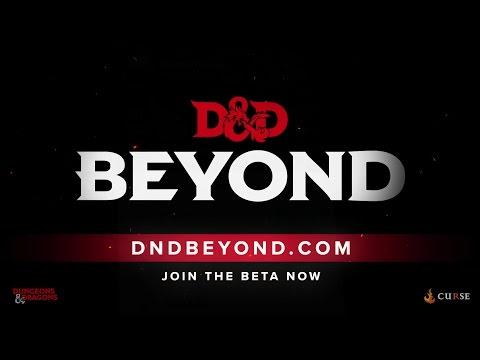 D&D Beyond Announcement Trailer