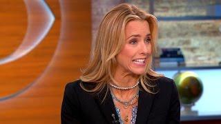 """Tea Leoni returns to TV in """"Madam Secretary"""""""