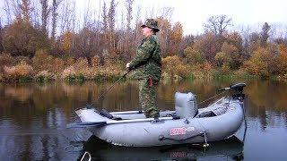 11 Рыбалка на реке Хопер. Ловля щуки на джеркбейты и пулбейты