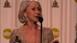 Helen Mirren Wins Oscar For The Queen