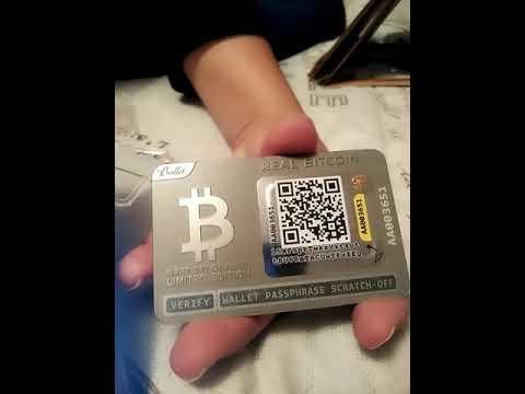 Bitcoin Cold Storage Ballet Wallet Bitcoin