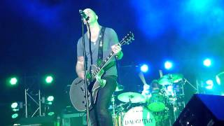 Daughtry - Learn My Lesson 9-4-2011
