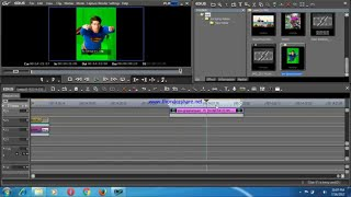 HOW TO CHANGE VIDEO BACKGROUND IN EDIUS WITH CHROMA KEY