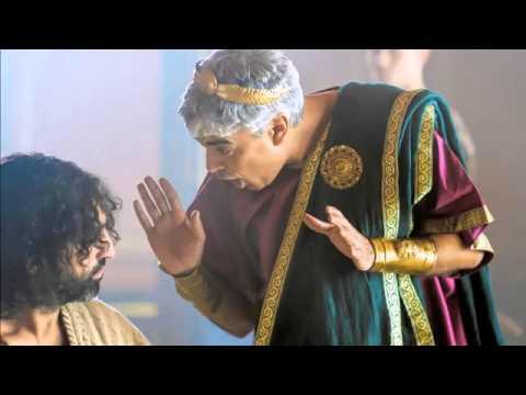 freebibleimages jesus before pilate and herod antipas youtube