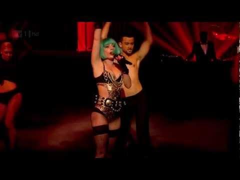 Lady Gaga - The Edge of Glory (Live on The Paul O'Grady Show)