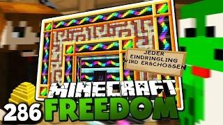 WAS BEFINDET SICH HINTER DIESER TÜR? & EIN NEUER GENERAL! ✪ Minecraft FREEDOM #286 DEUTSCH | PALUTEN