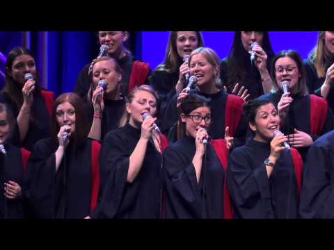 Boundless 2015: Melbourne Staff Band and Vasa Gospel Choir