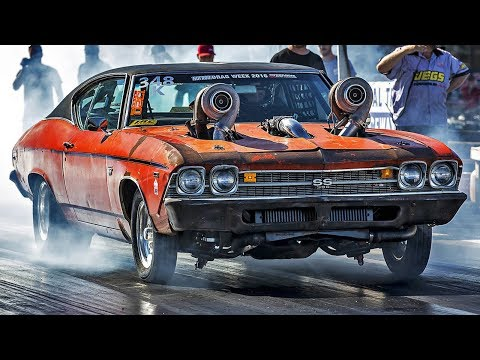 REPLAY: Day 1 - HOT ROD Drag Week 2017 from Cordova International Raceway
