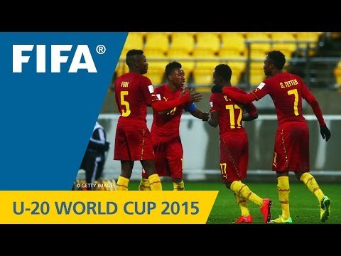 Argentina v. Ghana - Match Highlights FIFA U-20 World Cup New Zealand 2015