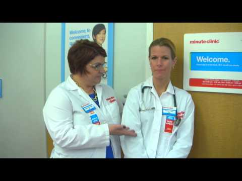 CVS Minute Clinic Opening 03/04/15