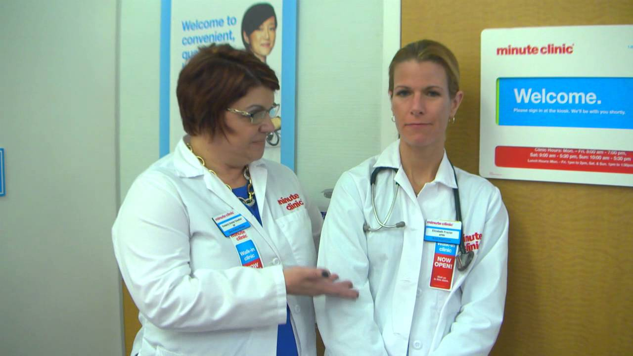 cvs minute clinic opening 03 04 15 youtube