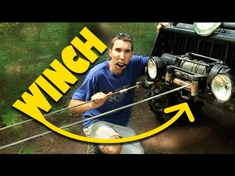 Winching Techniques by BleepinJeep