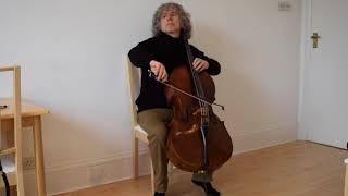 Скачать Steven Isserlis Bach Cello Suite 6 In D Major Sarabande