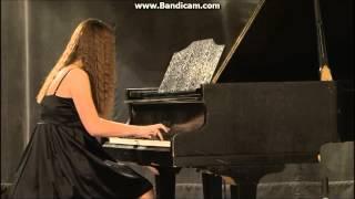 Chopin - Valse op.69 no.2 (Ludmila, 14yo)