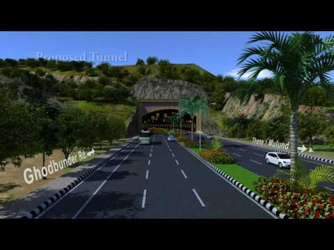 Tunnel Engineering Project by Thane Municipal Corporation