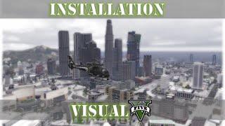 GTA V- Installation- Visual V