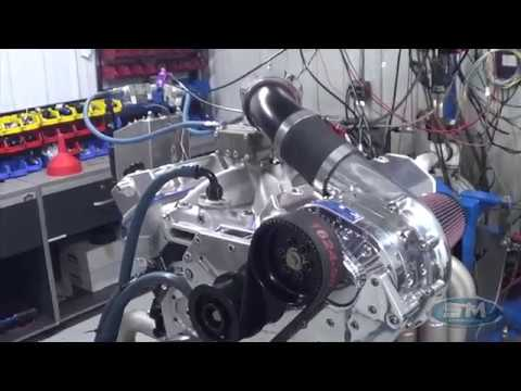1,400+hp ProCharged BBC F2 non-intercooled - blow-through carb