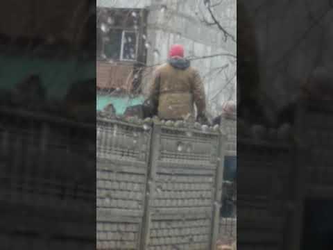 Работяги г.Шахтерск Донецкая область.