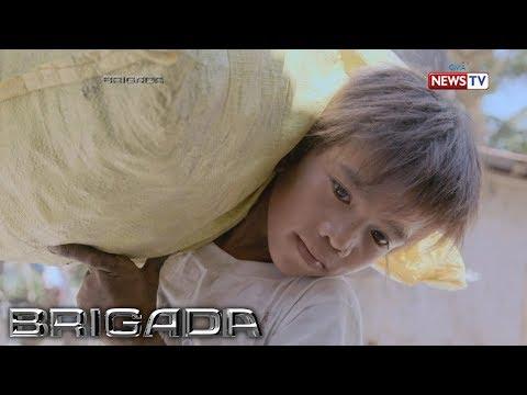 Brigada: Isang bata sa Bolinao, Pangasinan, iba't ibang trabaho ang ginagawa para sa pamilya