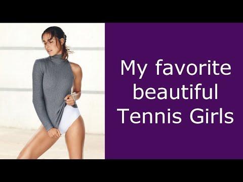 Le mie Tenniste preferite – My favorite beautiful tennis girls