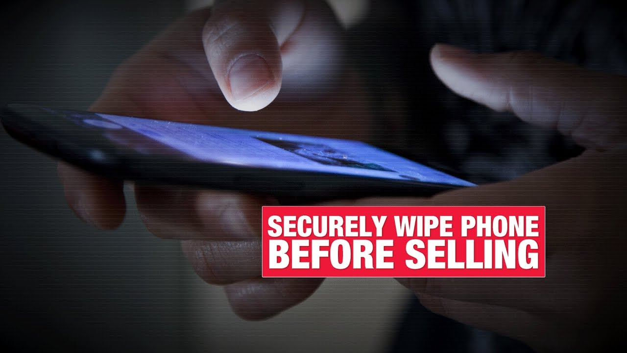 How To Wipe & Secure Your Android Phone Before Selling | ETPanache