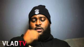 Bas: J.Cole Signed Me on Talent, Not Friendship