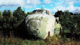 12Most Amazing Abandoned And Forgotten Aircraft