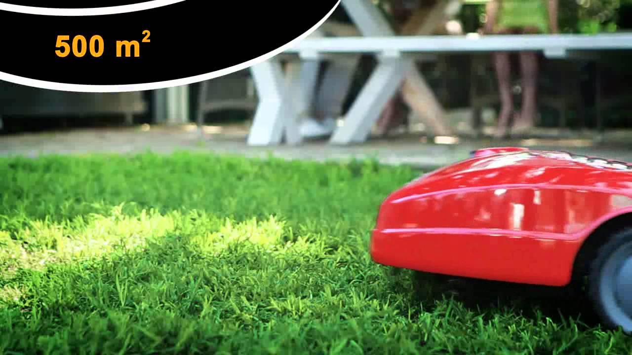 robomow city 110 produktet video 2013 no youtube. Black Bedroom Furniture Sets. Home Design Ideas