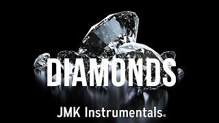 🔊 Diamonds - DJ Mustard Type Electronic Club Pop Rap Beat Instrumental