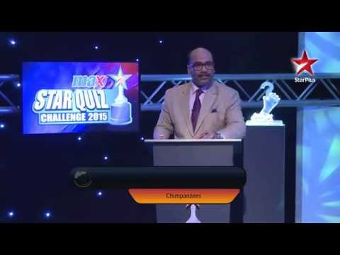 MAX STAR Quiz Challenge 2015 - Episode 3