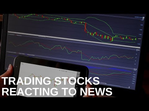 Trading Stocks Reacting To News Without Reading It