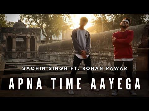 Apna Time Aayega   Gully Boy   Sachin Singh   Rohan Pawar   Choreography