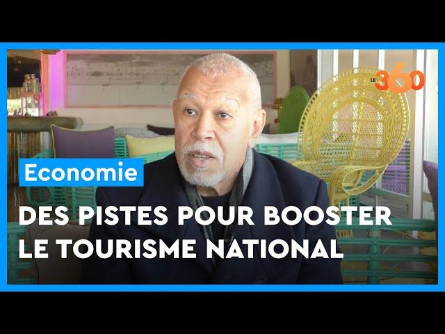 Des pistes pour booster le tourisme national