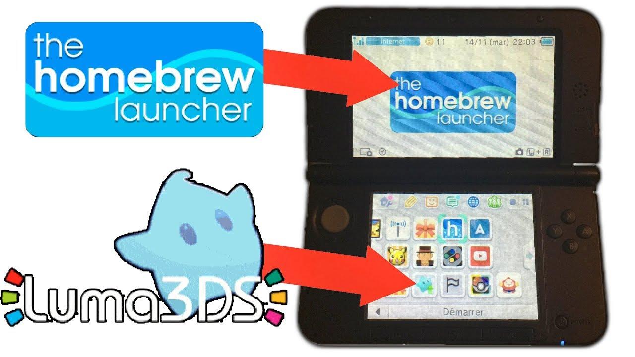 Soundhax 3DS et comment installer homebrew launcher et FBI : le tuto !