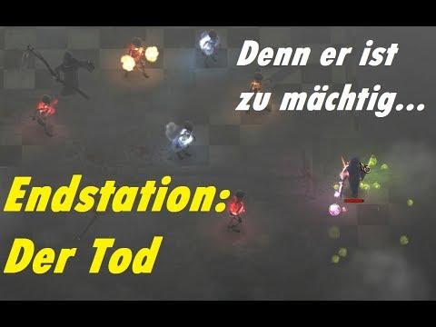 Let's Play Magicka #020 [deutsch] [HD] - Endstation: Der Tod
