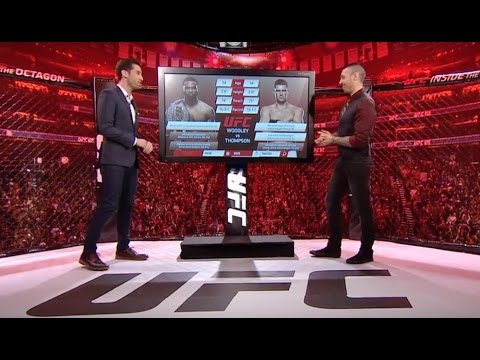 UFC 209: Inside The Octagon - Tyron Woodley vs Stephen Thompson 2