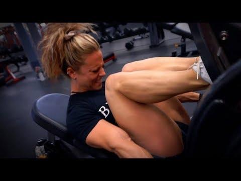 Dani Reardon - Road to Ms O - 6 weeks - Leg Day