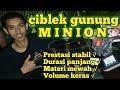 Ciblek Gunung Minion Keteran Walangan Belalang  Mp3 - Mp4 Download