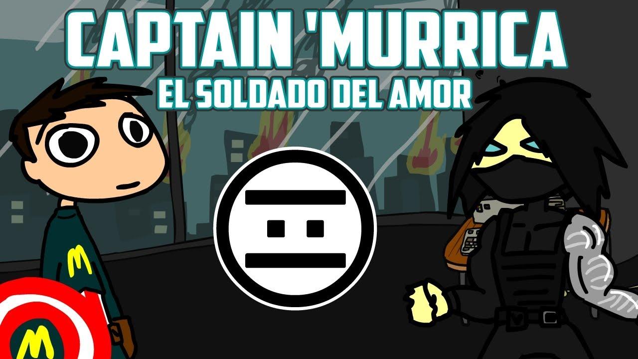 NEGAS - Captain 'Murrica
