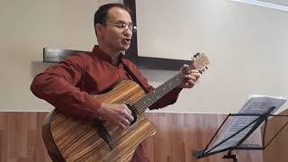 Тихая осень (христианские песни под гитару)