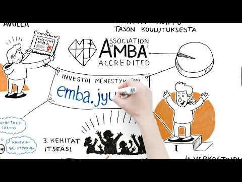 Jyväskylän yliopiston Executive MBA -Investoi menestykseen!