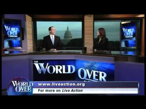 The World Over - 2013-05-02 - Lila Rose of Live Action, Author Eric Mataxas with Raymond Arroyo