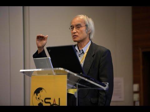 Keynote -  Kohei Arai at SAI Conference 2014 - Computer input with human eyes only
