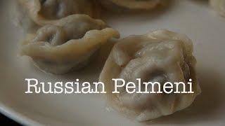 Pelmeni. How to cook Russian Meat Dumplings.