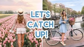 Let's Catch Up! | Amelia Liana