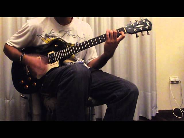 Green Day - 21 Guns [Guitar Cover]