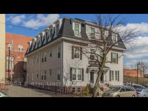 554 E 4th, Unit 5B, South Boston MA -  Andrea McDonough - Tel 617-733-1238