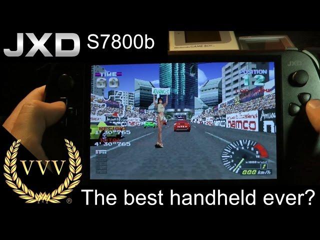 JXDs7800b Impressions