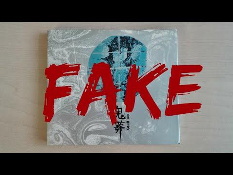 How to identify Japanese Bootlegs / FAKE CD Tutorial (feat. Dir En Grey - Kisou)