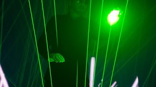 Jean-Michel Jarre  - The Time Machine Live (Laser Harp)